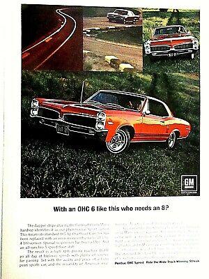 1967 Pontiac LeMans GM 9786916 /& 9786917 Pair Tempest OEM Grilles