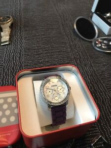 Fossil watch and straps