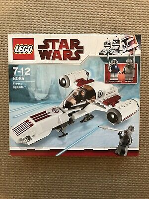 LEGO Star Wars 8085 Freeco Speeder 100% Complete With Box And Instructions