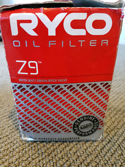 Ryco Z9 Oil Filter - New (never used)