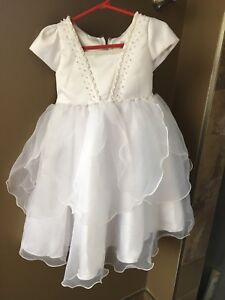 Flower girl/baptism dress size 3