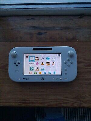 Nintendo Wii U Console/ gamepad 32gb