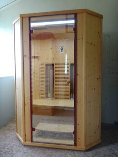 Quality Infrared Sauna, Physio-therm brand, like new ! Toowoomba 4350 Toowoomba City Preview
