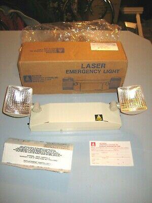 BIG BEAM EMERGENCY SYSTEMS INC. LASER EMERGENCY LIGHT 499-6001 New Big Beam Emergency Lighting