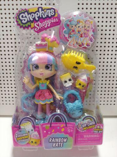 Shopkins Shoppies Rainbow Kate Doll Set
