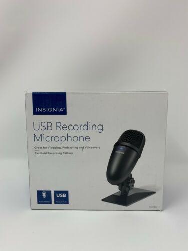 Insignia NS-CBM19 USB Recording Microphone
