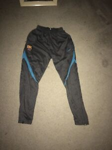 Selling youth FC Barcelona track pants