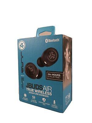 JLab Audio JBuds Air True Wireless Earbud Headphones - Black