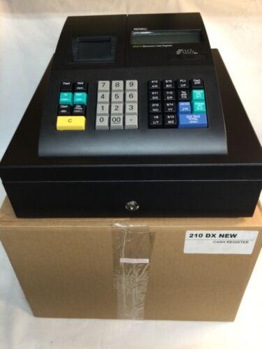 Royal 210DX Thermal Print Electronic Cash Register