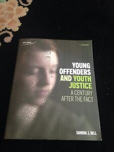 Youth in Conflict with the Law 2267 textbook