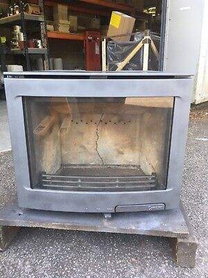 Salvaged Grey Contura i5 Wood Burning Stove