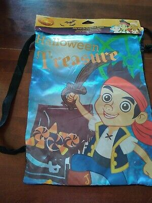Jake And The Neverland Pirates Halloween Game (Jake And The Neverland Pirates Captain Hook Disney Halloween Treat Goodie)