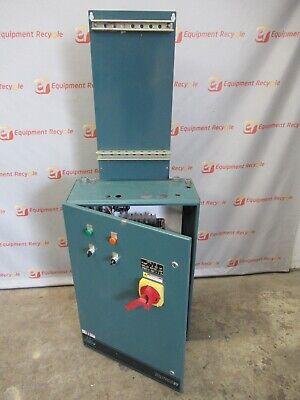 Reliance Electric 50h4160 Vfd Hvac Switch Drive Vtac 7 460v 50hp Enclosure