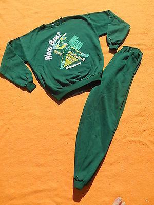 NEW BEST COMPANY Survêtement Tracksuit Chandal Jacket Pants Vintage  Baseball Old segunda mano Embacar hacia Spain 7237da598dc22
