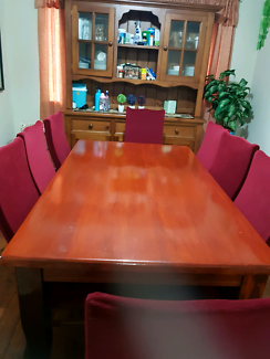 Dining with free cabinet