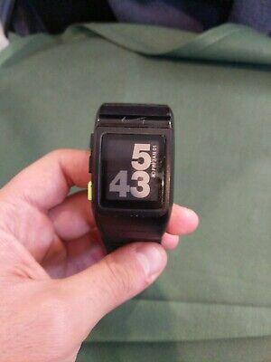 TomTom Nike+ SportWatch - White GPS Watch Running Condition
