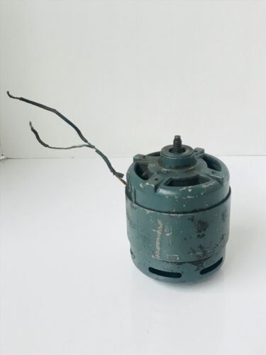 GE General Electric No. 5KSP11HG78C Electric Motor 1/12th HP 3000RPM Industrial