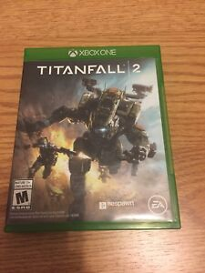 Selling/Trading Titanfall 2 for Xbox One!