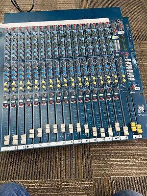Allen & Heath Mix Wizard WZ16:2DX 16-Channel Mixer - Compact Console