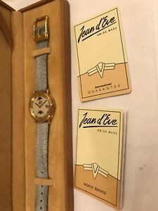 Watch jean d eve original