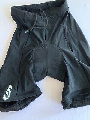Louis Garneau Men/'s Range 2 Baggy Mountain Biking Shorts XL Black