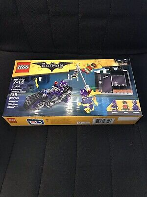 LEGO Batman Movie Catwoman Catcycle Chase 70902 - NEW - Sealed in box