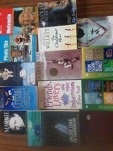 LOT (1) - 14 ASSORTED FICTION BOOKS/NOVELS Rockhampton Rockhampton City Preview