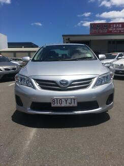 2010 Toyota Corolla Sedan Coopers Plains Brisbane South West Preview
