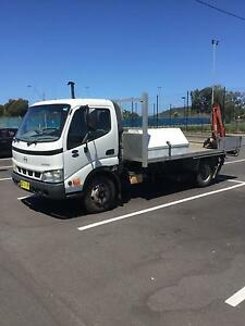Builder/Trademans Truck with 1ton Hiab Woy Woy Gosford Area Preview