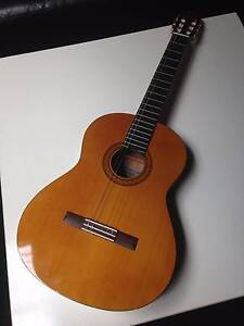 Classic YAMAHA C40 guitar w/ 2X Cases! Good condition!! Strathfield Strathfield Area Preview