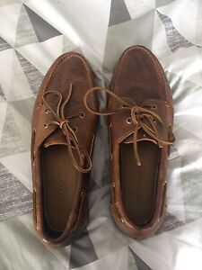 New Cole Haan Boat Deck Loafers