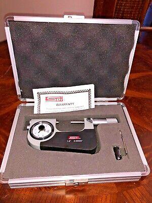 Spi Indicating Micrometer 1-2 Inch Spi 14-802-3  0.00005