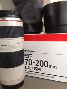CANON ZOOM 70-200mm f4