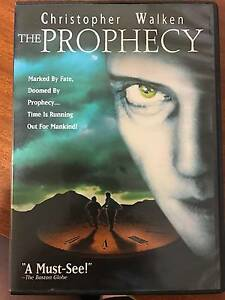 DVD - The Prophecy Caboolture South Caboolture Area Preview
