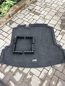 2013 Jetta trunk liner and organizer. Purchased from VW.