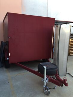 Large enclosed lockable trailer Malaga Swan Area Preview