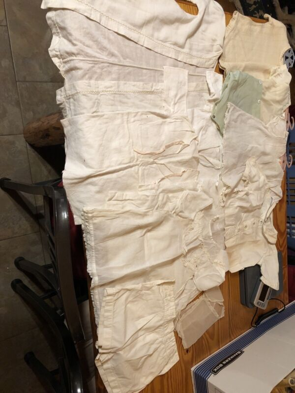 Antique Baby Clothing Lot