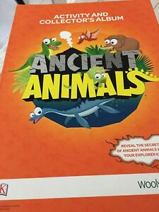 W'WORTHS ANIMAL CARDS& ALBUM Doncaster Manningham Area Preview