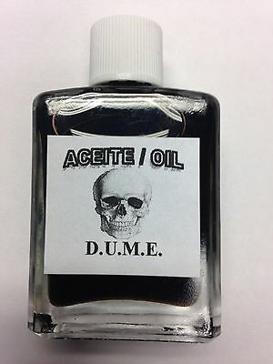 MYSTICAL / SPIRITUAL OIL FOR SPELLS & ANOINTING 1/2 OZ FOR D.U.M.E. / DUME