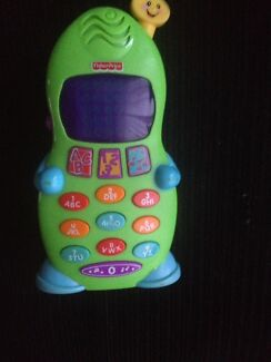 Fisher price educational toy
