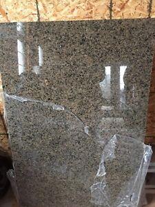 Granite countertop Island