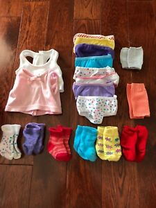Lot of doll undergarments