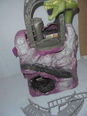 Snake Mountain Masters of the Universe MotU He-man Skeletor Castle 1983 unkomple