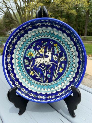 Marie Balian Armenian Ceramic Bowl Jerusalem Israel Palestine Art Israelianna