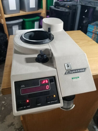 De La Rue Express Coin Counting Machine Express 7500
