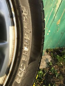 4 all season tires and rims for sale