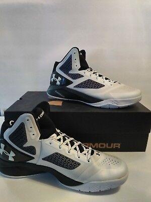 00d9e1cf589 Under Armour Men s ClutchFit Drive 2 Basketball Shoes Size 13 NEW  1258143-101