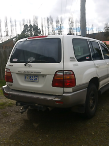 Toyota landcruiser 100 series turbo diesel Huonville Huon Valley Preview
