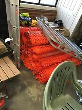 Saftey barricade fencing Albion Brisbane North East Preview