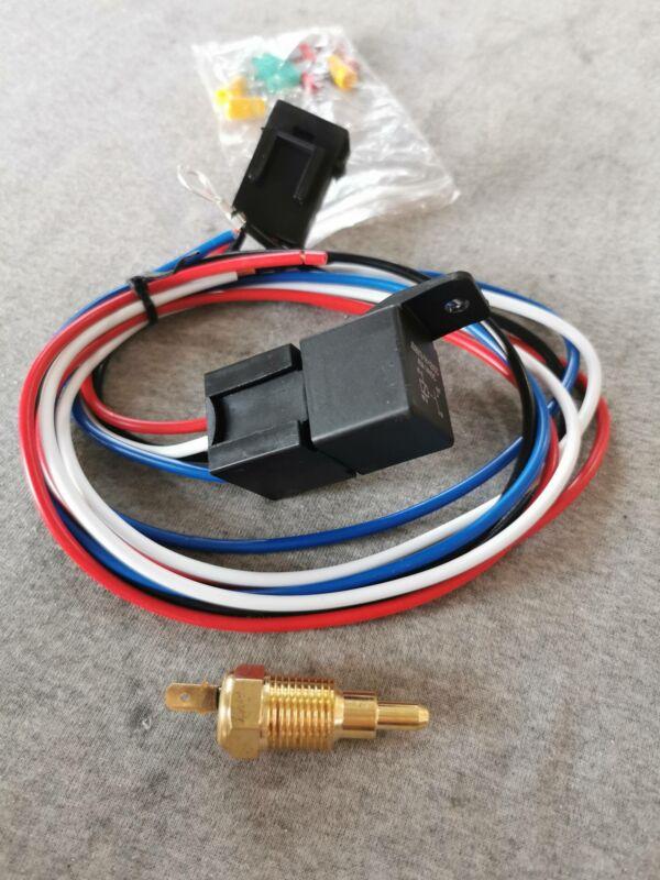 Asi Universal Wiring U002630 Amp Relay  U0026 Temperature Control